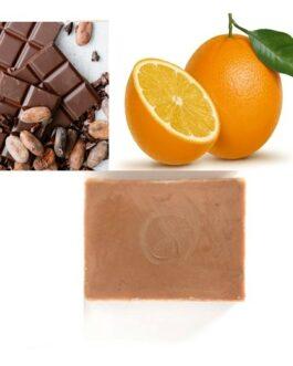 Jabón sólido Cacao Naranja